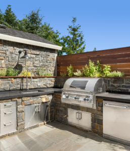 Residential Outdoor Kitchen